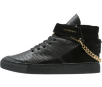 HAMACHI Sneaker high black/gold