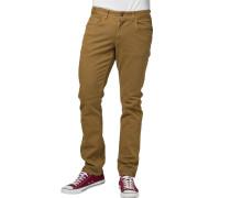 GOODSTOCK Jeans Slim Fit camel