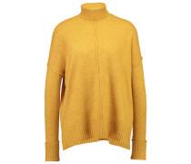 Strickpullover mustard
