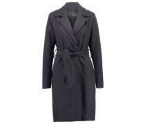 ZIV Wollmantel / klassischer Mantel medium grey