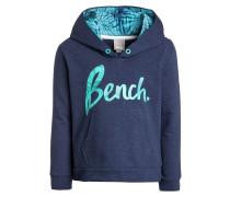 Sweatshirt maritime blue marl
