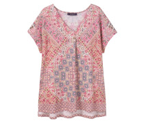 SARU TShirt print pink