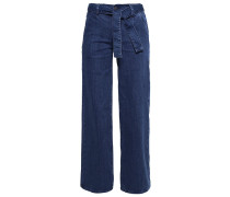 SAN FRANCISCO Flared Jeans blue denim