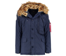Winterjacke - replica blue