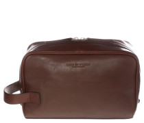 TIGINO Kosmetiktasche medium brown