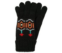 ETERNAL Fingerhandschuh black