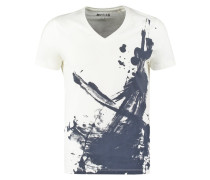 TAILORED FIT TShirt print offwhite