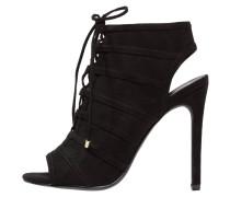 TWINNING High Heel Sandaletten black