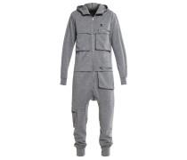 DISTANCE Jumpsuit grey mel