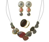 ALABAMA SET Halskette multicoloured