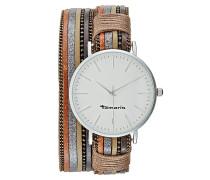 REZI - Uhr - brown