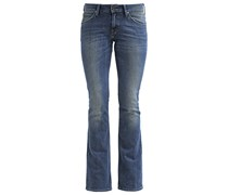 JOLIET Jeans Bootcut dirty blue