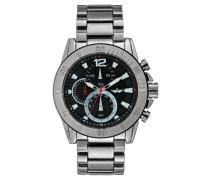 Uhr gunmetal/black