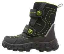 Snowboot / Winterstiefel black/neon mais