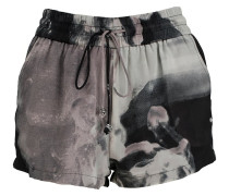 DEVIATE Shorts jet black