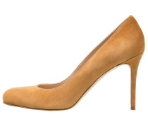 High Heel Pumps cognac