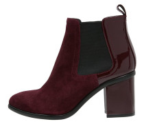 Ankle Boot - wine