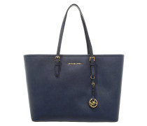 JET SET TRAVEL - Handtasche - navy