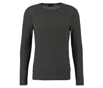 ROBIN Strickpullover charcoal