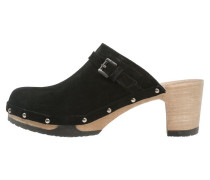 HETTY Clogs schwarz