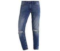 Jeans Slim Fit dirty denim
