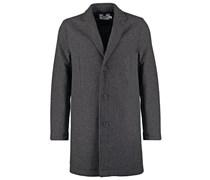 Wollmantel / klassischer Mantel charcoal