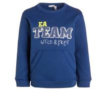 Sweatshirt sea blue