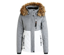 HERTTA Winterjacke middle grey