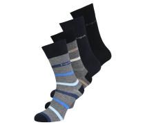 4 PACK - Socken - dark navy/black