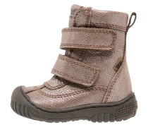 Snowboot / Winterstiefel bronze