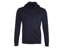REMIX BASIC Sweatjacke dark blue