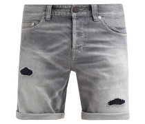 ONSLOOM Jeans Shorts light grey denim