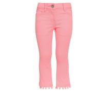 POM POM - Flared Jeans - orange