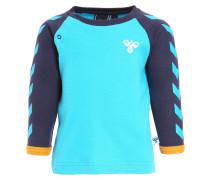 ABEL Langarmshirt algiers blue