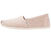 Slipper - pale pink