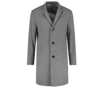 CARLO Wollmantel / klassischer Mantel grey