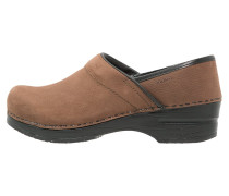 PROFESSIONAL Slipper antique brown