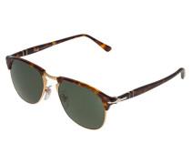 Sonnenbrille havana