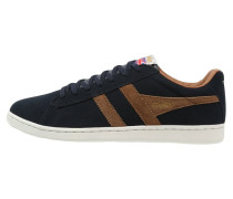 EQUIPE Sneaker low navy/tobacco