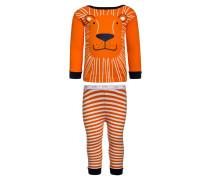 LION - Pyjama - vibrant orange