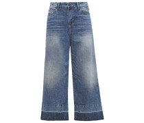 SOTTO KICK Jeans Relaxed Fit blue denim