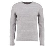 ONSAMON - Strickpullover - medium grey melange
