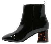STONE - Ankle Boot - black