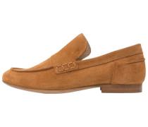 Slipper - mid brown