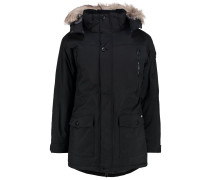 GLEN HAVEN Parka black