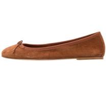 PSKATE Klassische Ballerina copper brown