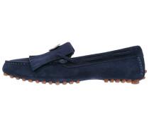 Mokassin blue navy