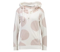 ONLPLET JALENE Kapuzenpullover cloud dancer/rose dust