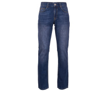 ST. GERMAIN Jeans Straight Leg blau