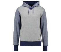 Sweatshirt light slate melee